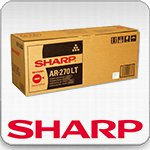 Тонер-картридж Sharp AR270T
